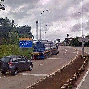Ekspedisi Jakarta – Kalijati, Subang