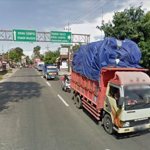 Ekspedisi Jakarta – Mojosari, Mojokerto
