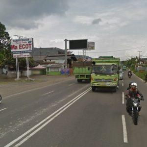 Ekspedisi Jakarta – Nagreg, Bandung