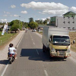Ekspedisi Jakarta – Oelamasi, Kupang