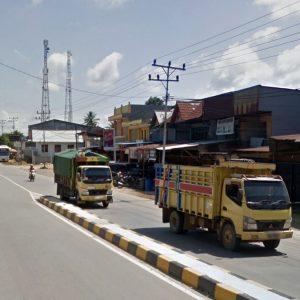 Ekspedisi Jakarta – Sosok, Sanggau