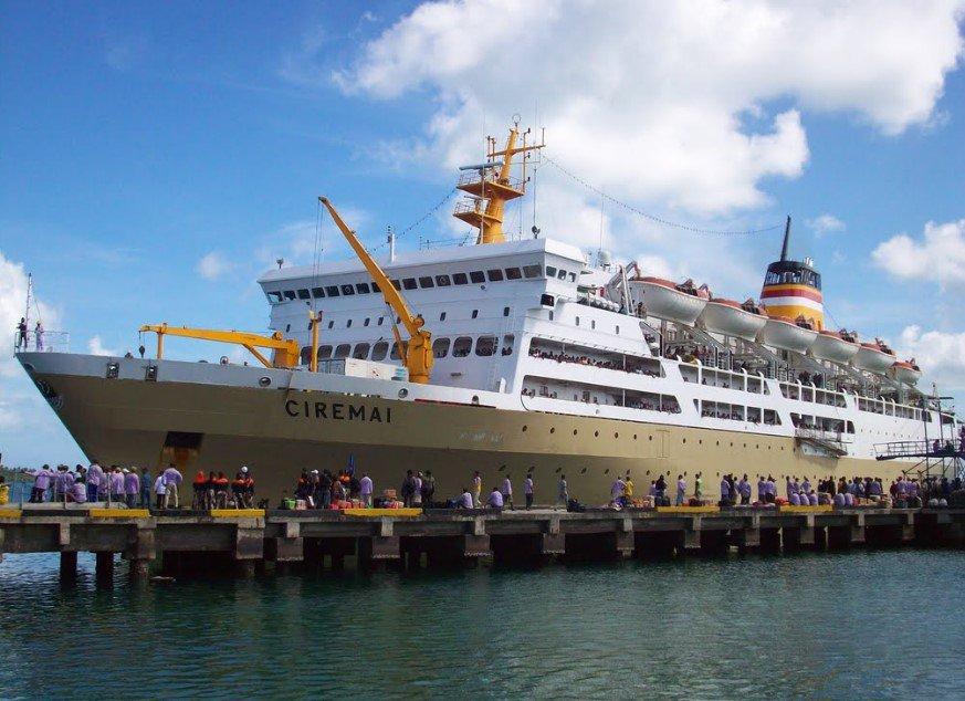 Jadwal Kapal Pelni Jakarta – Jayapura Mulai 2 Februari 2020