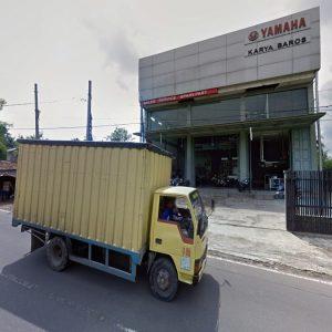 Ekspedisi Jakarta – Baros, Serang