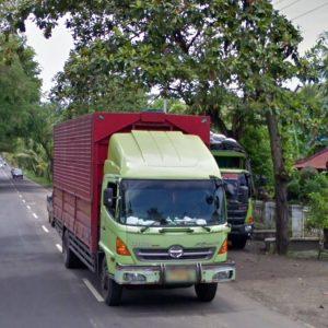 Ekspedisi Jakarta – Entikong, Sanggau