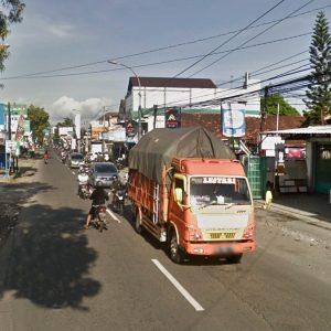 Ekspedisi Jakarta – Godean, Sleman