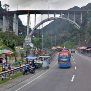 Ekspedisi Jakarta – Kelok Sembilan, Lima Puluh Kota