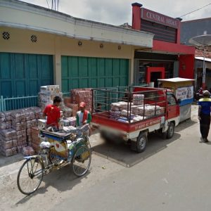 Ekspedisi Jakarta – Labuan, Pandeglang