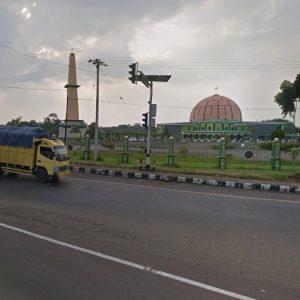 Ekspedisi Jakarta – Muara Beliti, Musi Rawas