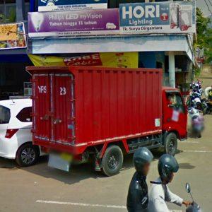 Ekspedisi Jakarta – Pandeglang, Banten