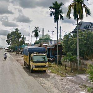 Ekspedisi Jakarta ke Pangkalan Banteng, Kotawaringin Barat