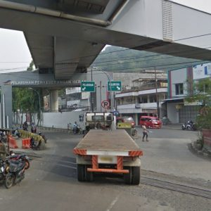 Ekspedisi Jakarta – Pulomerak, Kota Cilegon