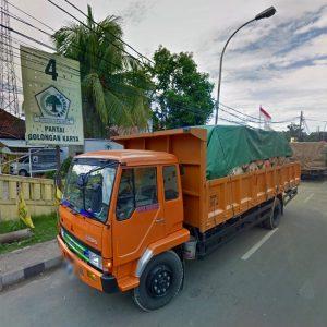 Ekspedisi Jakarta – Rangkasbitung, Lebak