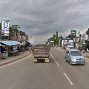 Ekspedisi Jakarta – Samboja, Kutai Kartanegara