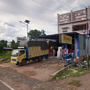 Ekspedisi Jakarta ke Telawang, Kotawaringin Timur