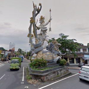 Ekspedisi Jakarta – Ubud, Gianyar