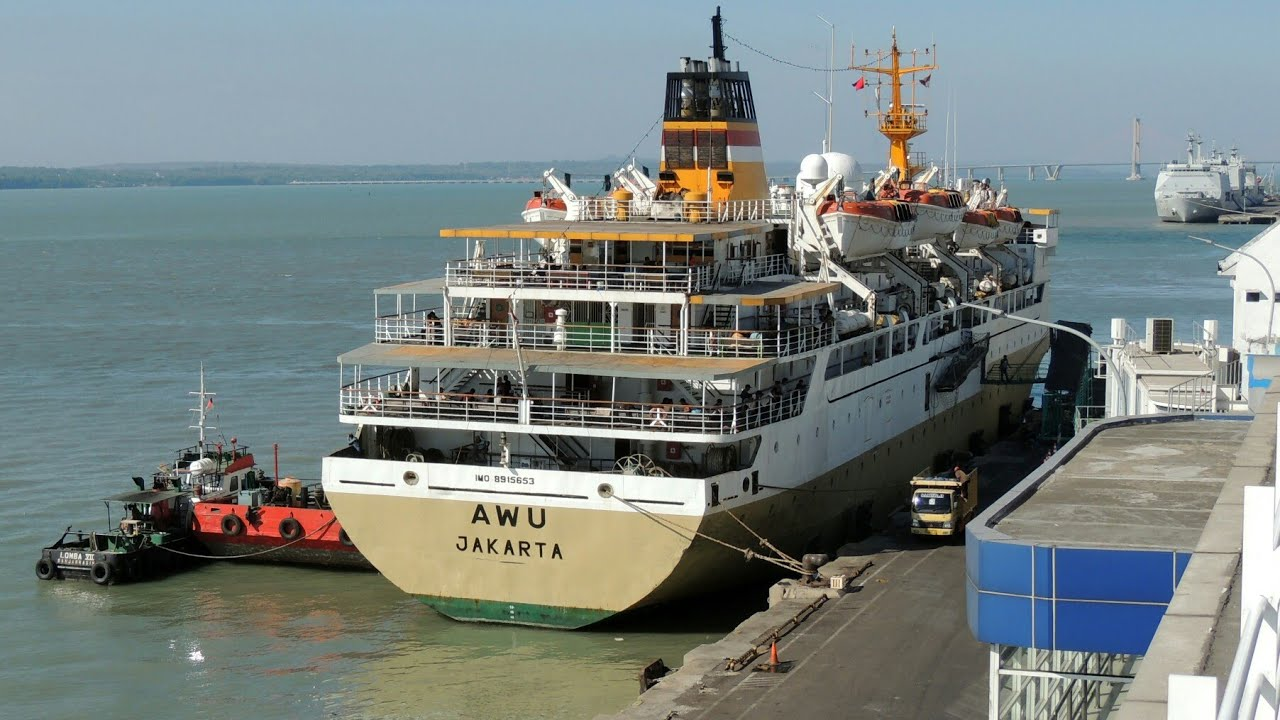Jadwal Kapal Pelni Surabaya – Kupang Mulai 14 Januari 2020