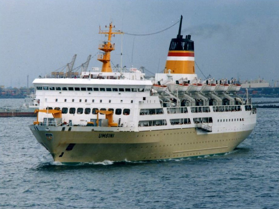 KM Umsini dan KM Leuser Docking, KM Nggapulu Berlayar Lagi