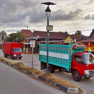 Ekspedisi Jakarta – Balusu, Barru