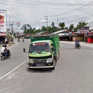 Ekspedisi Jakarta ke Tenayan Raya, Pekanbaru