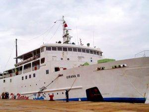Jadwal Kapal DLU Surabaya – Sampit Maret 2020