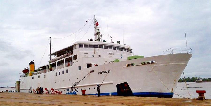 Jadwal Kapal DLU Surabaya – Sampit Mulai 7 Februari 2020