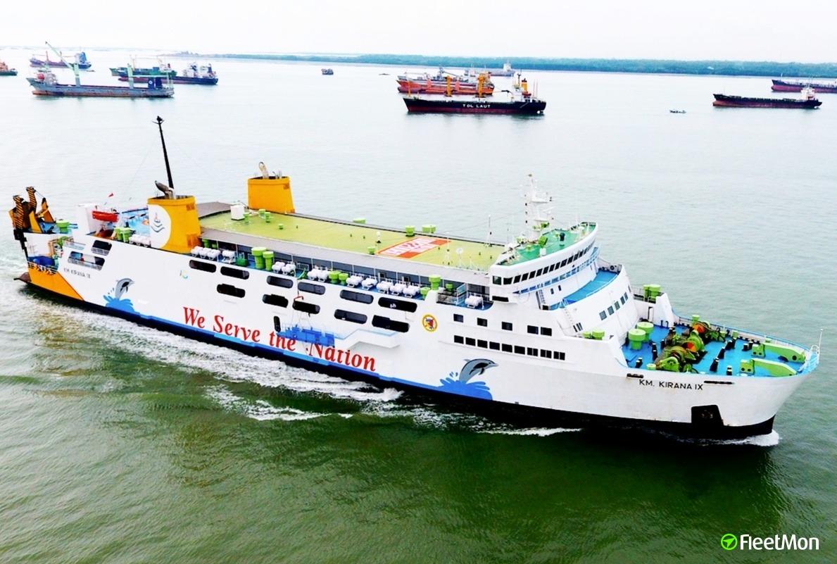 Jadwal Kapal DLU Surabaya – Banjarmasin Mulai 7 Februari 2020