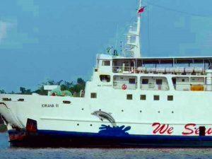 Jadwal Kapal DLU Surabaya – Kumai April 2020